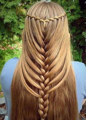 long braids hairstyles - The Infused Look
