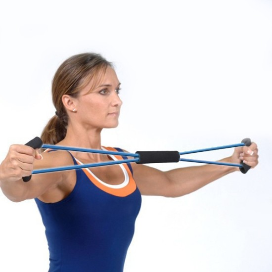 Exercise Bands Names: Top 9 Exercises To Increase Breast Size