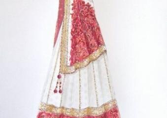designer lehenga sarees3