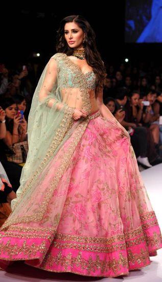 designer lehenga sarees6