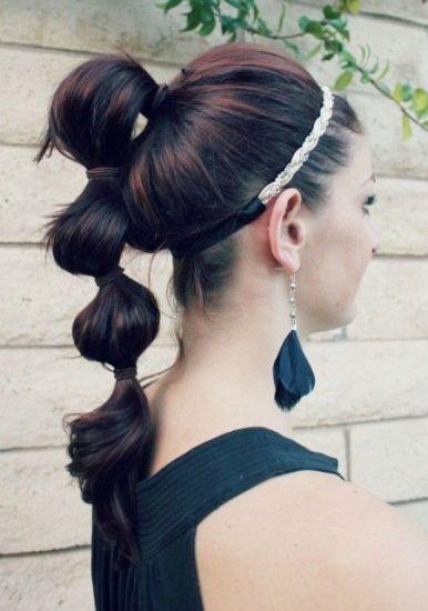 different ponytails12