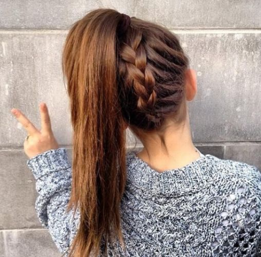 30 Different Ponytail Hairstyles | Styles At Life