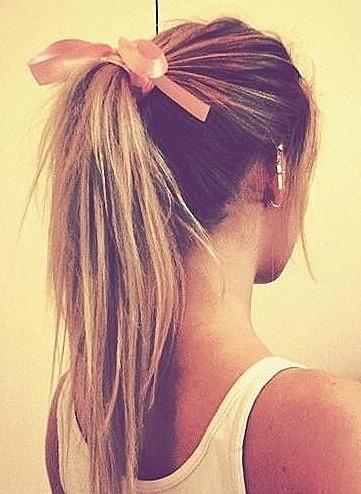 different ponytails5