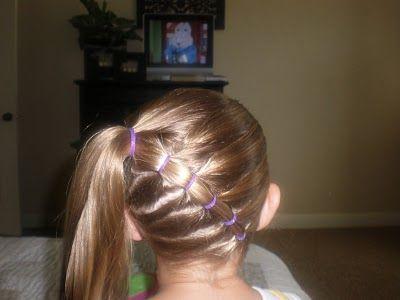 different ponytails7