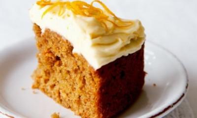 eggless carrot cake recipe8
