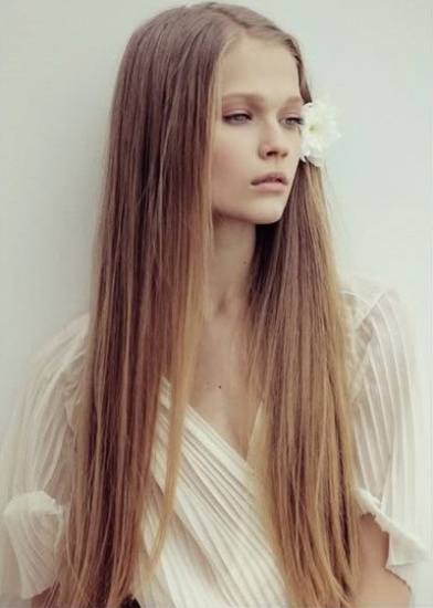 hairstyles for long thin hair9