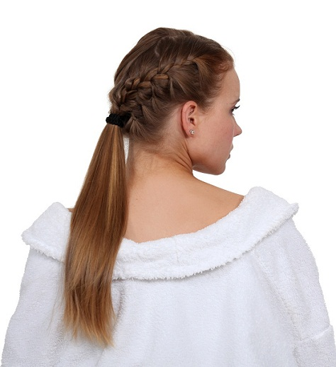 latest Office hairstyles for long hair 7