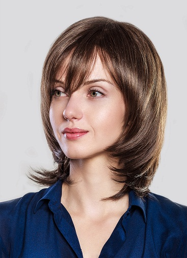 layest Simple hairstyles for girls 15