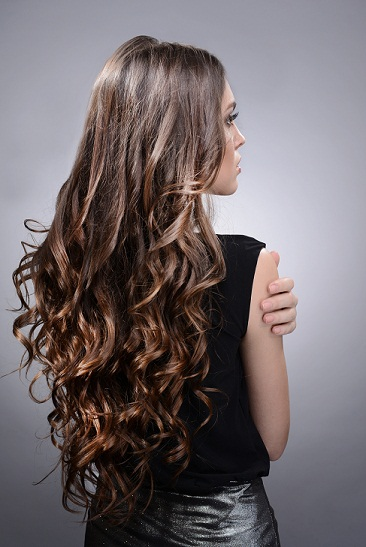 long hair curls for girls with long hair 8