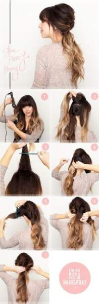 long hairstyles for fine hair3