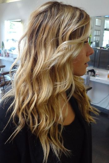 long hairstyles for fine hair8