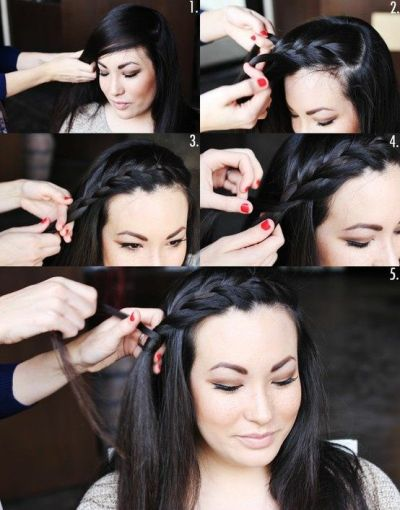 long hairstyles for fine hair9