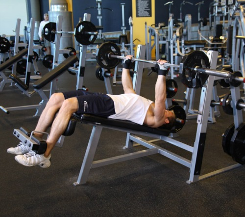 lower chest exercise 1