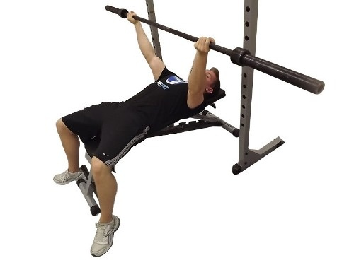 lower chest exercise 3