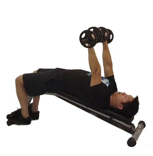lower chest exercise 5