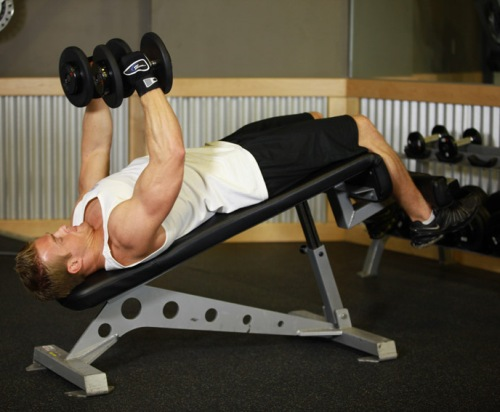lower chest exercise 7