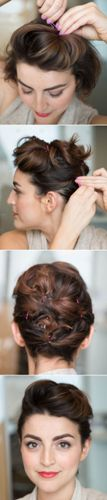 office hairstyles for long hair5