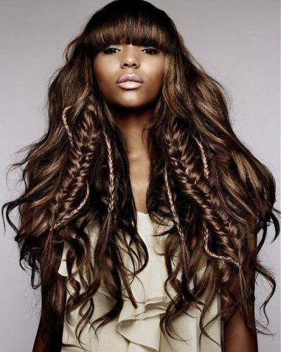 Hair Style Wedding Open Hair: 9 Best Open Hairstyles For Long Hair