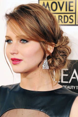 Best Side Bun Hairstyles With Images Styles At Life - Bun hairstylecom