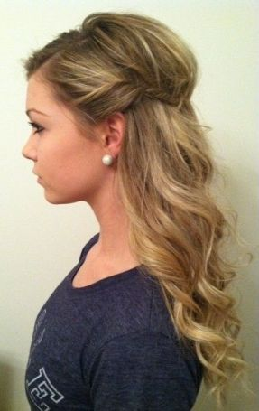 simple hairstyles for girls5