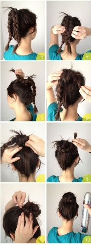 simple hairstyles12