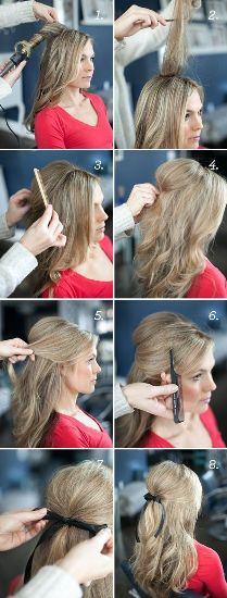 simple hairstyles14