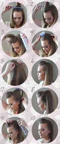 simple hairstyles21