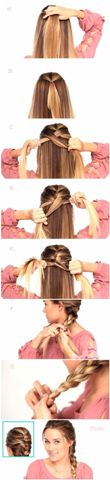 simple hairstyles23