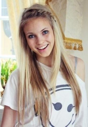 Simple and Easy Hairstyles 24