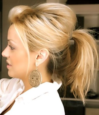 Simple and Easy Hairstyles 25