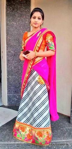 tamil actress in saree5