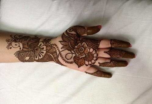 15 Trained And Professional Mehndi Artists In India Styles