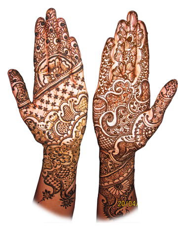 Best Mehndi Artists In India-Pawan , mumbai