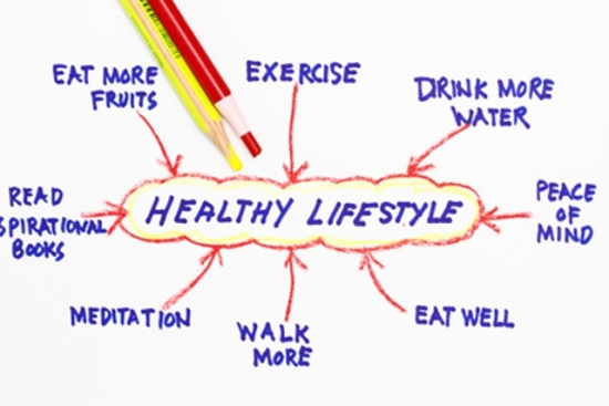 healthy lifestyle habits