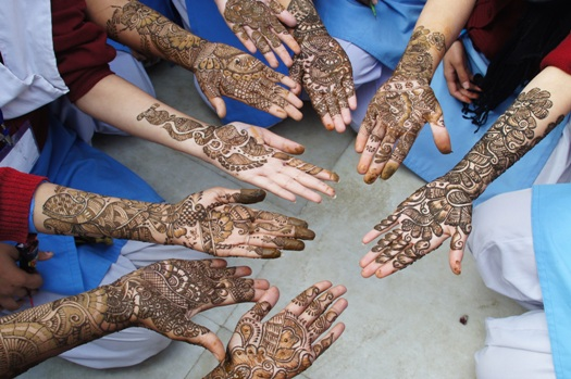 mehndi artists in india