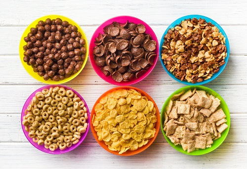 Zinc Rich Foods - Cereals