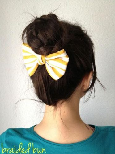 bow with long hair5
