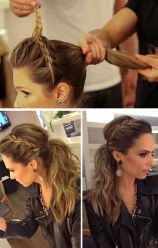 braided ponytails2