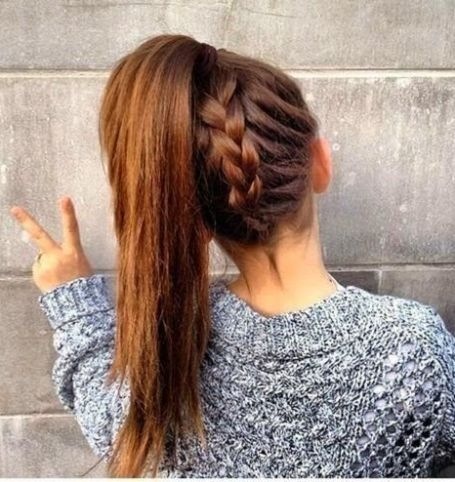 braided ponytails6