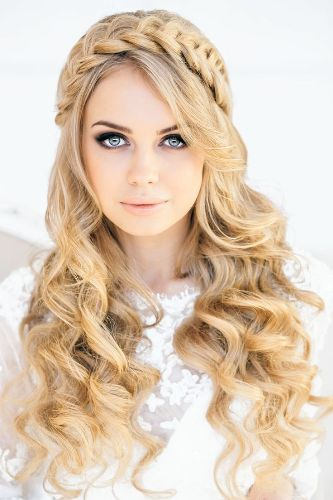 Outstanding Top 8 Crown Braid Hairstyles Styles At Life Short Hairstyles Gunalazisus
