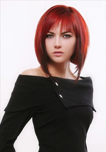 9 Fashionable Front Bang Hair Cuts For Short And Long Hair Styles