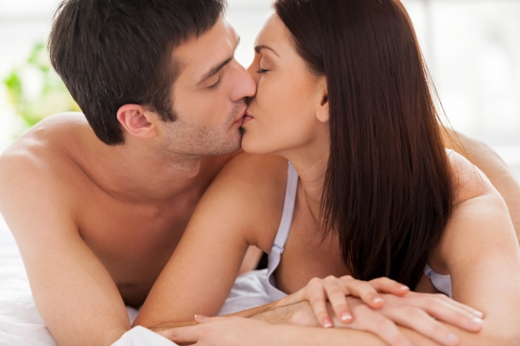 Lip kissing techniques