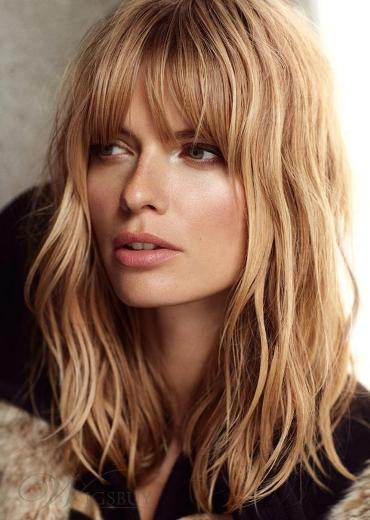 Brilliant Top 8 Layered Haircuts With Bangs Styles At Life Short Hairstyles For Black Women Fulllsitofus