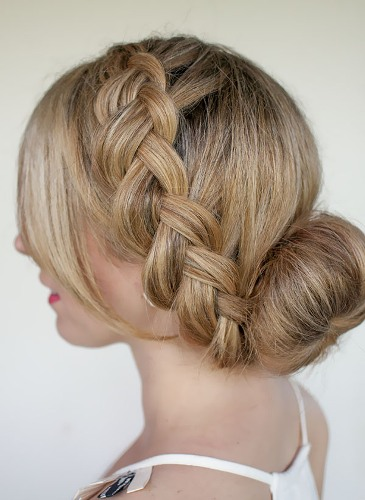 updos for long hair8