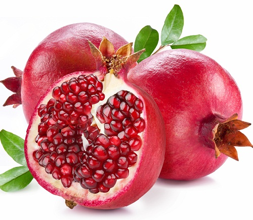 Antioxidant Rich Foods - Pomegranate