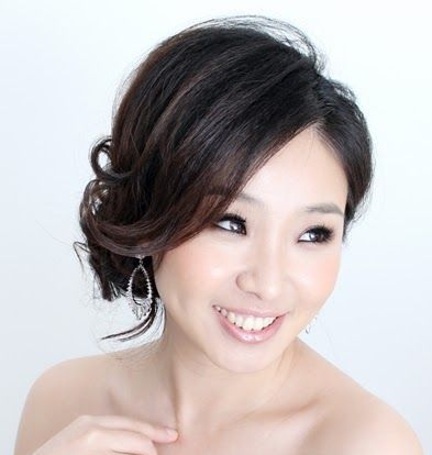 Astounding Top 9 Asian Wedding Hairstyles Styles At Life Hairstyle Inspiration Daily Dogsangcom