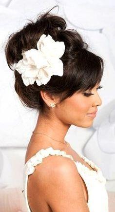 Asian Wedding Hairstyles8