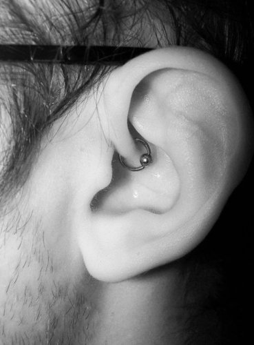 Ear Piercing for Men8