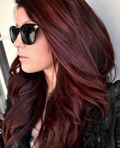 Hair Colors for Dark Skin3