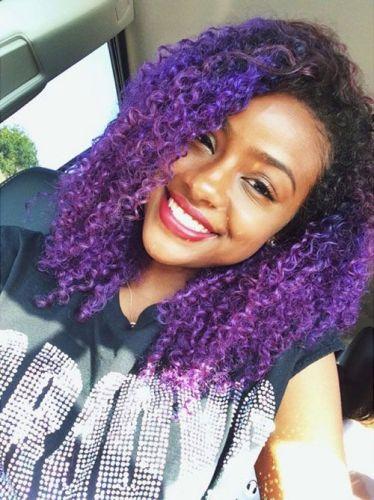 Hair Colors for Dark Skin7